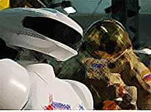 Робот полетит в космос на  российском корабле
