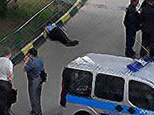 Полковника Буданова расстреляли в центре Москвы. (видео)