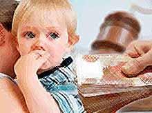 В России разрешили судебным приставам задерживать алиментщиков