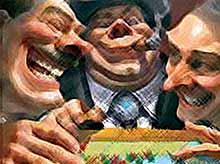 Миллиардеры Европы и Америки объединяются