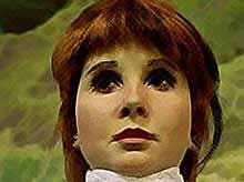 Первый российский реалистичный робот-андроид Алиса (фото, видео)