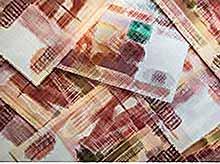 В России банкоматы перестали принимать 5-тысячные купюры