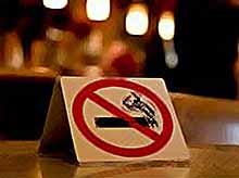 Названы 11 мест, где нельзя будет курить