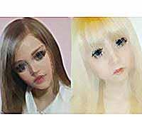 Девочки-Барби взорвали Интернет (видео)