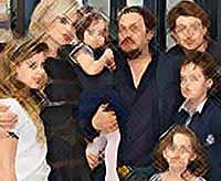 В семье Стаса Михайлова родится шестой ребенок
