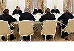 СМИ сообщили о скорой смене еще восьми губернаторов
