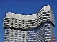 Японцы придумали уникальный метод сноса небоскребов  (ВИДЕО)