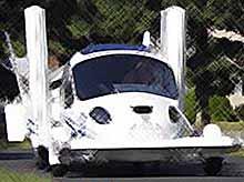 Создан летающий автомобиль.(видео)