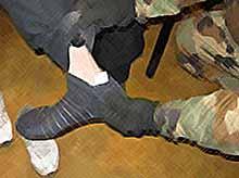 Пограничники в Сочи задержали наркокурьера