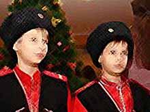 На Кубани пройдет Казачья новогодняя елка