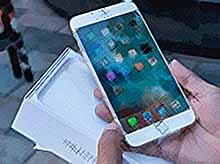 В России стартовали продажи iPhone 6s