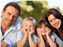 Здоровые привычки счастливой семьи