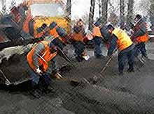 В Тимашевске  отремонтируют более 2,6 км городских дорог