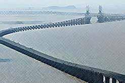 Самый длинный в мире мост, проходящий над водой
