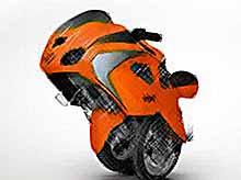 Мотоцикл трансформер Uno III представила компания BPG