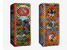 Dolce & Gabbana выпустили уникальные холодильники «ручной работы»