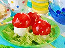 Детская пасха: несколько вкусных рецептов