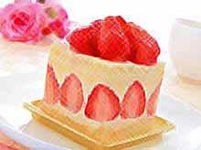 Торт с клубникой: несколько рецептов