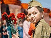 «Ростелеком» приглашает отметить День Победы в Тимашевске