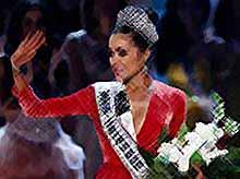 """Названа победительница конкурса красоты \""""Мисс Вселенная-2012\"""" (фото, видео)"""