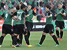 «Краснодар» впервые в своей истории вышел в полуфинал Кубка России