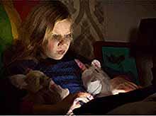 Современные гаджеты нарушают сон детей
