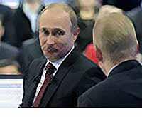 Путина обрадовали несогласные на Болотной (видео)