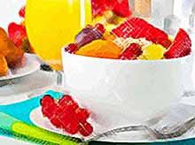 Три вкусные идеи для завтрака с клубникой