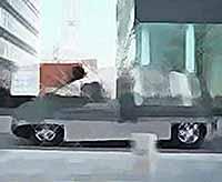 Mercedes сделал  автомобиль-невидимку (видео)