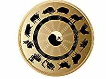 Восточный  гороскоп 2016