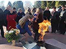 В Тимашевске прошло памятное мероприятие в честь Дня героев Отечества