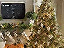 Как украсить елку: несколько интересных фотоидей