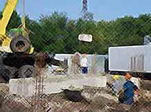 В Медведовской строят офис врача общей практики