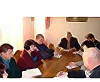 Глава Тимашевска провел планерку с представителями СМИ.