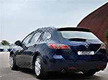 Mazda 6 универсал (видео)