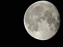 Откуда взялась Луна?