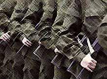Отправлять студентов в армию  начнут  уже осенью