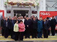 Тимашевская полиция отмечает свое 95-летие