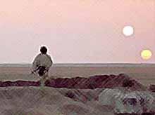 """Ученые обнаружили планету из """"Звездных войн"""" (видео)"""