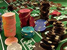 В Тимашевске работало подпольное казино под вывеской букмекерской конторы
