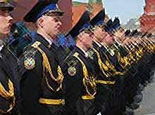 Призывники с Кубани пополнят президентский полк