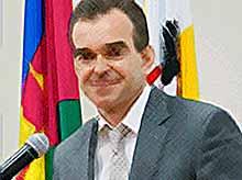 Инаугурация Вениамина Кондратьева пройдет в Краснодаре 22 сентября