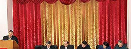 В Тимашевске идет подготовка к выборам президента