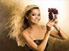 Ученые: Виноград помогает снизить вес
