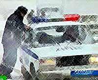 Краснодарский край накрыли снегопады и морозы (видео)
