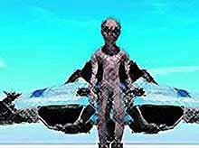 Летчик-испытатель Марина Попович: Инопланетяне уже прилетели! (видео)