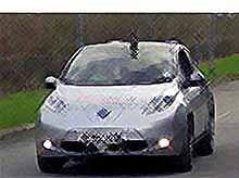 На дорогах  Англии  появятся  машины-роботы. (видео)