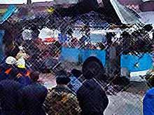 Очевидцы о втором за сутки теракте в Волгограде.