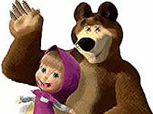"""""""Маша и Медведь"""" поедет в Канны"""