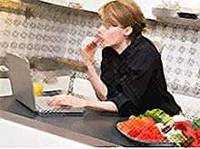 Ученые: к 2116 году  люди будут скачивать еду по Интернету